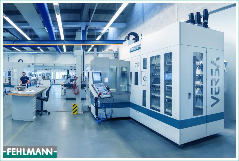 centro di lavoro CNC heidenhain